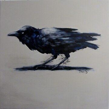 crow heart by seabasser