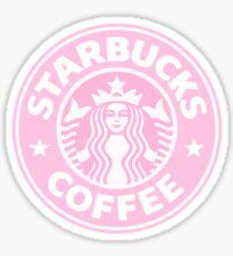 Baby Pink Starbs Sticker