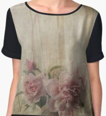 Afternoon visitor ... Women's Chiffon Top