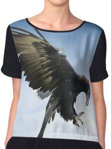 wedgetail eagle II Women's Chiffon Top