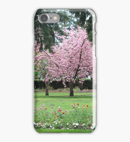 Pretty Pink Beaut Blossom Terrific Trees iPhone Case/Skin
