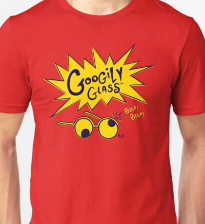 Googily Glass Unisex T-Shirt