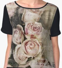 Meet me there ... Women's Chiffon Top