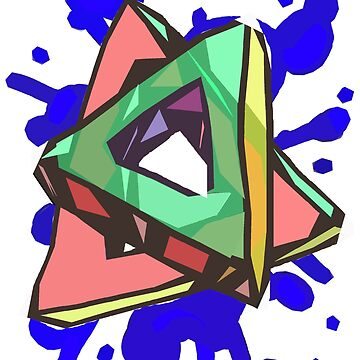 Triangle Tangle by getkreativ