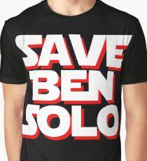 Save Ben Solo - alt Graphic T-Shirt