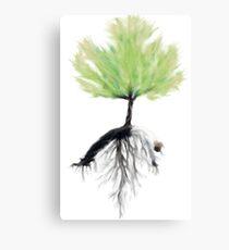 the corporate  tree Canvas Print