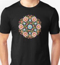 Millefiori Floral Unisex T-Shirt