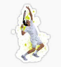 Roger Federer Sticker