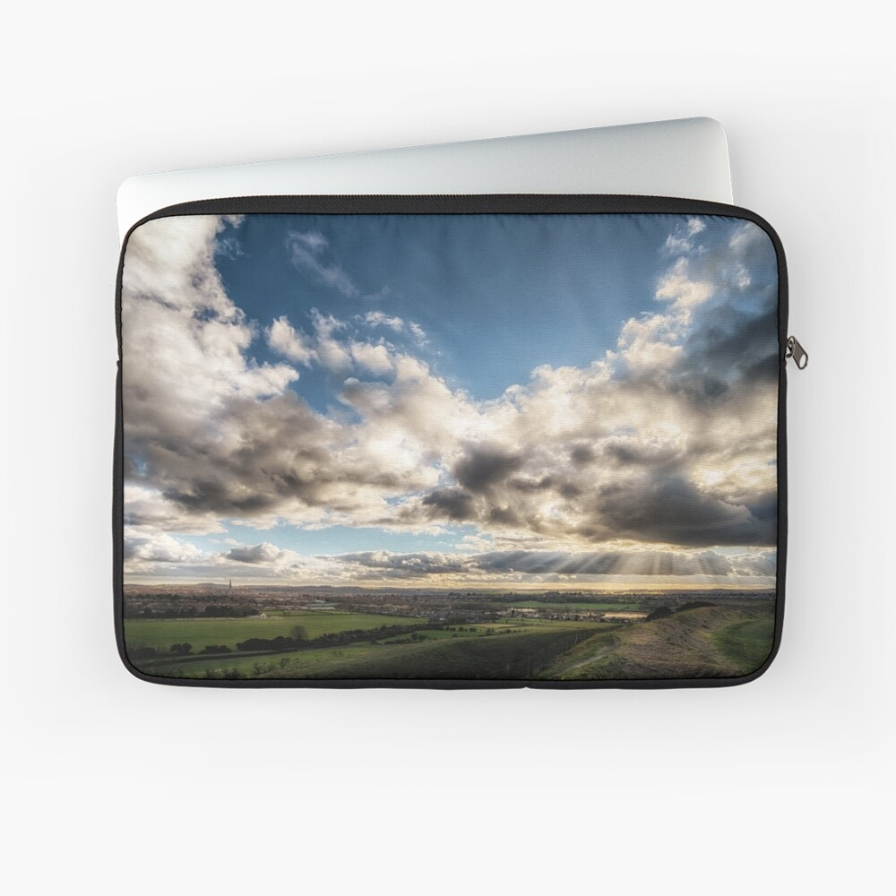 Salisbury Sunbeams Laptop Sleeve