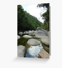 Mossman Gorge 2 Greeting Card