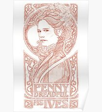 penny dreadful ms ives  Poster