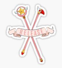 Release Sticker
