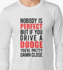 Dodge Owners  Long Sleeve T-Shirt