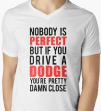 Dodge Owners  Men's V-Neck T-Shirt