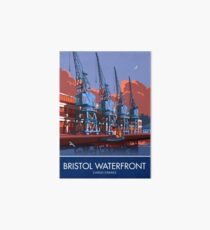 Bristol Waterfront Art Board