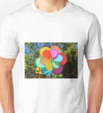 Rainbow Wind Spinner T-Shirt