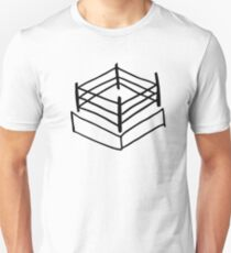 Wrestling RIng Unisex T-Shirt