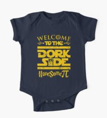 Welcome To The Dork Side One Piece - Short Sleeve