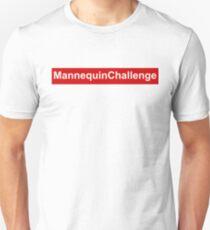 mannequin challenge red box Unisex T-Shirt