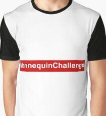 mannequin challenge red box Graphic T-Shirt