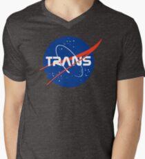 Trans* - Nasa Logo inspired design. T-Shirt