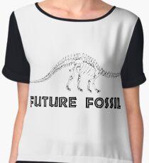 Future Fossil - Paleontology Women's Chiffon Top