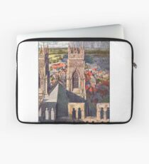 York from the Minster Laptop Sleeve