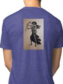 retro photo Tri-blend T-Shirt