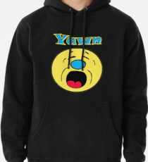 Iskybibblle Products Yawn Pullover Hoodie