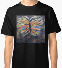 Butterfly of Joy Classic T-Shirt