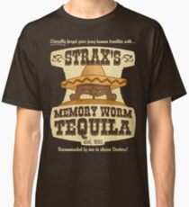 Strax's Memory Worm Tequila Classic T-Shirt