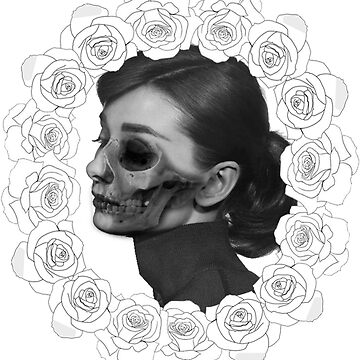 Pretty skull by cophine324b21