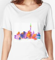 Cape Town Women's Relaxed Fit T-Shirt