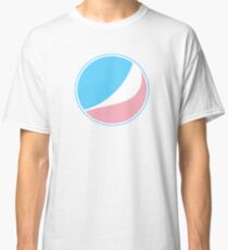 Pepsi inspired Trans* Flag Classic T-Shirt