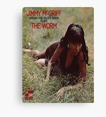 Jimmy McGriff Canvas Print