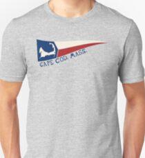 CAPE COD, MASS. Unisex T-Shirt
