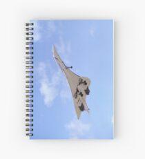 Concorde [G-BOAF] - Portrait Spiral Notebook