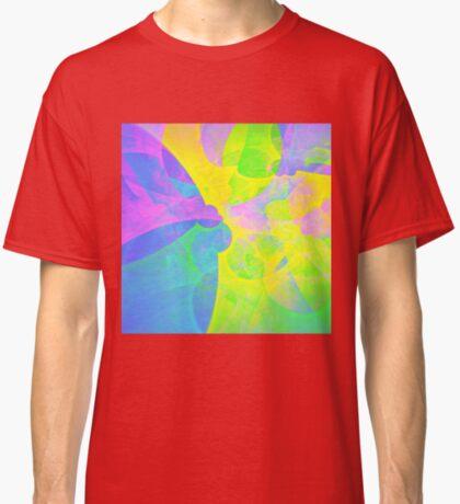 Bright #Fractal Art Classic T-Shirt
