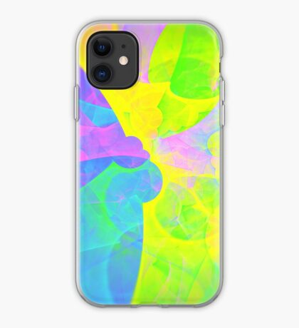 Bright #Fractal Art iPhone Case