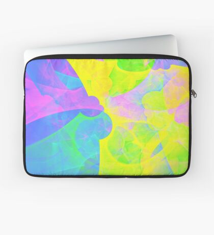 Bright #Fractal Art Laptop Sleeve