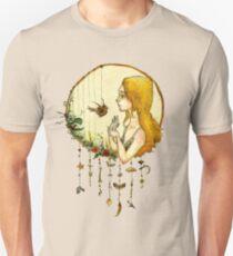 Joanna Newsom - Ys Traumfänger Slim Fit T-Shirt