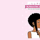 « Notebook - My Natural Hair Journey » par vee-madinina