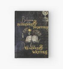 Reading & Writing Hardcover Journal