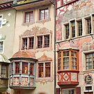 Stein am Rhein by Sue Knowles