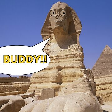 Larry the Sphinx by Scifiguy9000