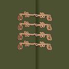 A La Militaire No.3 by Rasendyll