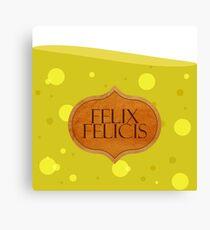 Felix Felicis Potion - Harry Potter Canvas Print