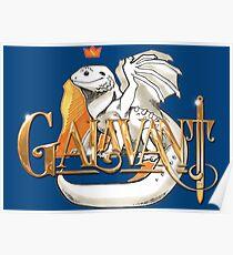 Galavant King Richard Tad Cooper Kind Dragon Tv Show Comedy
