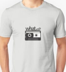 what .cd? Unisex T-Shirt