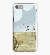 Whistling through June iPhone Case/Skin